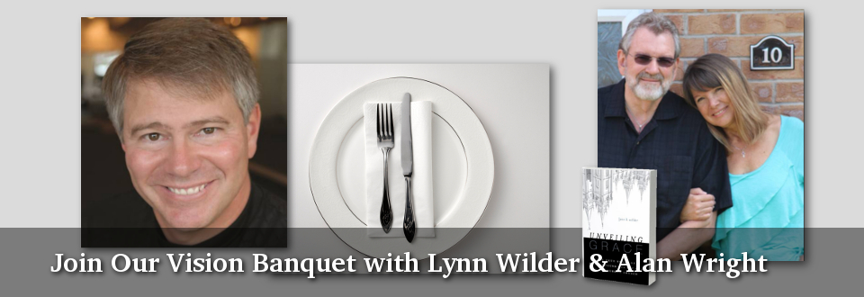 Lynn Wilder and Alan Wright
